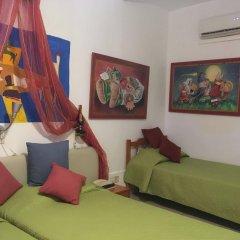 Kiniras Traditional Hotel & Restaurant комната для гостей фото 5