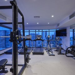 Al Hamra Hotel Kuwait фитнесс-зал