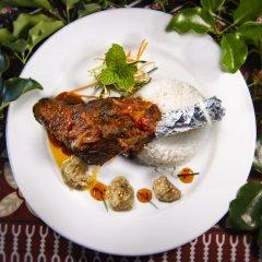 Отель Crusoe's Retreat Фиджи, Вити-Леву - отзывы, цены и фото номеров - забронировать отель Crusoe's Retreat онлайн питание фото 3