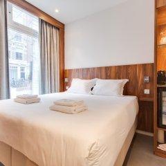 Отель B&B Het Kabinet Нидерланды, Амстердам - отзывы, цены и фото номеров - забронировать отель B&B Het Kabinet онлайн комната для гостей