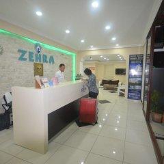 Zehra Hotel Турция, Олудениз - отзывы, цены и фото номеров - забронировать отель Zehra Hotel - All Inclusive онлайн интерьер отеля