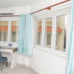 Отель LeBlanc Saigon балкон