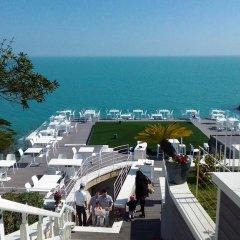 Hotel Galassi Нумана пляж