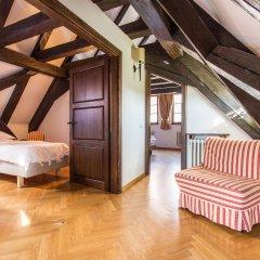 Отель Residence Thunovska 19 комната для гостей