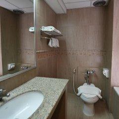 Отель Bangkok City Suite Бангкок ванная