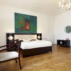 Отель Pension Museum Австрия, Вена - 1 отзыв об отеле, цены и фото номеров - забронировать отель Pension Museum онлайн комната для гостей фото 2