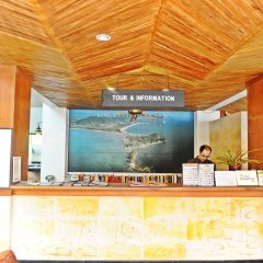 Отель Lanta Sand Resort & Spa интерьер отеля фото 2