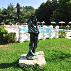 Отель Park Villa Giustinian Мирано фитнесс-зал