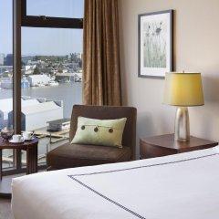 Отель Pacific Gateway Hotel Канада, Ричмонд - отзывы, цены и фото номеров - забронировать отель Pacific Gateway Hotel онлайн комната для гостей