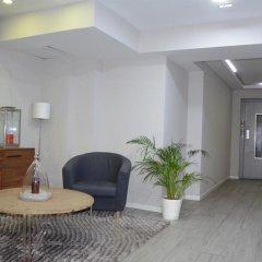 Отель Bluesense Madrid Serrano Испания, Мадрид - отзывы, цены и фото номеров - забронировать отель Bluesense Madrid Serrano онлайн интерьер отеля