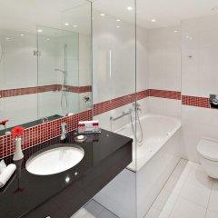 Отель Angelo By Vienna House Katowice Польша, Катовице - отзывы, цены и фото номеров - забронировать отель Angelo By Vienna House Katowice онлайн ванная