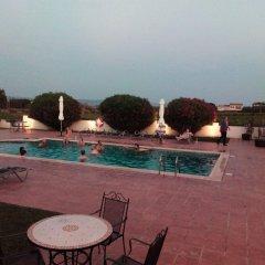 Отель Cal Ruget Biohotel бассейн