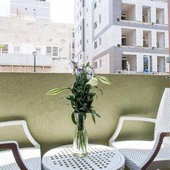 Residence Suites Hotel Израиль, Тель-Авив - 2 отзыва об отеле, цены и фото номеров - забронировать отель Residence Suites Hotel онлайн балкон