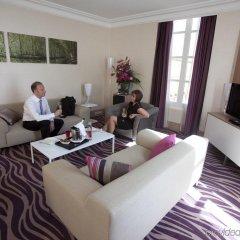 Отель Crowne Plaza Toulouse Франция, Тулуза - 1 отзыв об отеле, цены и фото номеров - забронировать отель Crowne Plaza Toulouse онлайн комната для гостей фото 5