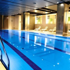 Lotte City Hotel Mapo бассейн