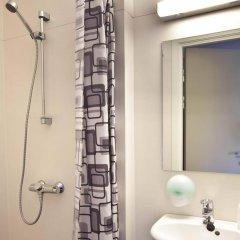 Отель Lillehammer Station Hotel & Hostel Норвегия, Лиллехаммер - отзывы, цены и фото номеров - забронировать отель Lillehammer Station Hotel & Hostel онлайн ванная