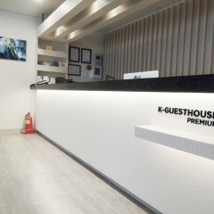 K-Grand Hostel Gangnam 1 интерьер отеля