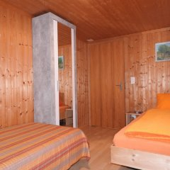 Отель Chalet Weidhaus Ferienwohnung & Zimmer сауна