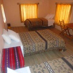 Отель Titicaca Lodge комната для гостей фото 4