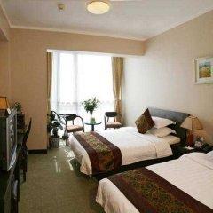 Отель Hanzhou Commercial Китай, Пекин - отзывы, цены и фото номеров - забронировать отель Hanzhou Commercial онлайн комната для гостей фото 2