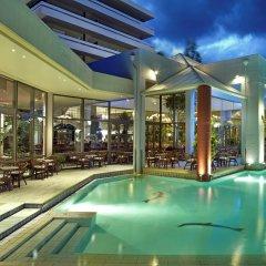 Dionysos Hotel бассейн