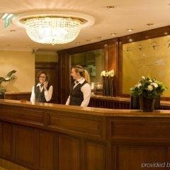 Plaza Hotel Антверпен интерьер отеля