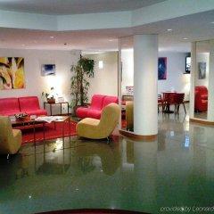 Отель Holiday Inn Milan Linate Airport Пескьера-Борромео интерьер отеля