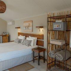 Отель Etosha Village комната для гостей