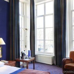 Radisson Blu Hotel Amsterdam Амстердам комната для гостей фото 2