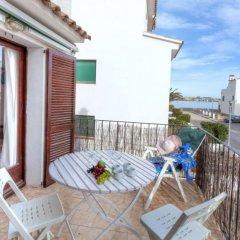 Отель Sant Carles Льянса балкон