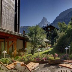 Отель Metropol & Spa Zermatt Швейцария, Церматт - отзывы, цены и фото номеров - забронировать отель Metropol & Spa Zermatt онлайн фото 5