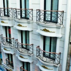 Sultanahmet Newport Hotel Турция, Стамбул - отзывы, цены и фото номеров - забронировать отель Sultanahmet Newport Hotel онлайн балкон
