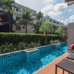 Отель The Charm Resort Phuket балкон