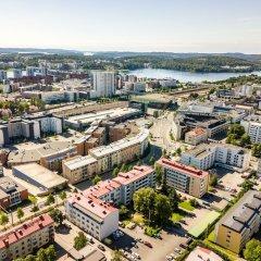 Апартаменты Local Nordic Apartments - Reindeer Ювяскюля городской автобус