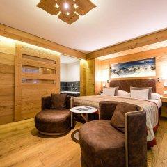 Отель Nendaz 4 Vallées & SPA Нендаз комната для гостей фото 5