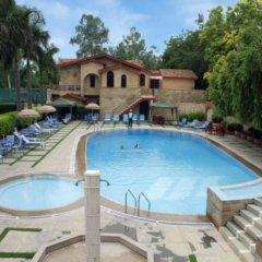 Отель Ashok Country Resort с домашними животными