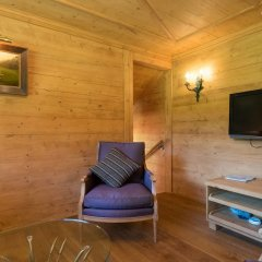Отель Gstaad - Great Luxurious Farmhouse развлечения