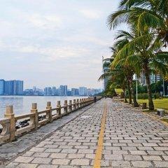 Jinhaibin Hotel пляж