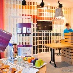 Отель ibis Styles Lille Centre Grand Place питание
