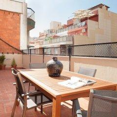 Апартаменты Click&Flat Europa Fira Apartments балкон