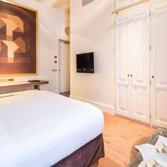 Hotel DO Plaça Reial комната для гостей фото 5