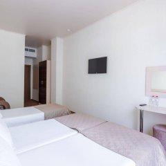 Курортный отель Санмаринн All Inclusive Анапа комната для гостей фото 4