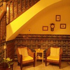 Отель Pension Catedral гостиничный бар