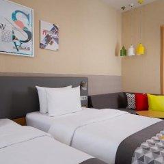 Гостиница Жемчужина 4* Стандартный номер с различными типами кроватей фото 18