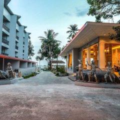 Отель Villa Cha-Cha Krabi Beachfront Resort Таиланд, Краби - отзывы, цены и фото номеров - забронировать отель Villa Cha-Cha Krabi Beachfront Resort онлайн парковка