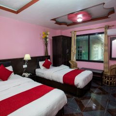 Отель OYO 222 Hotel New Himalayan Непал, Катманду - отзывы, цены и фото номеров - забронировать отель OYO 222 Hotel New Himalayan онлайн комната для гостей