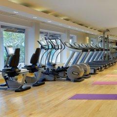 Отель Hyatt Regency Galleria Residence Dubai фитнесс-зал фото 2