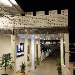 Отель Scuba Tiger Semporna Holiday Resort парковка