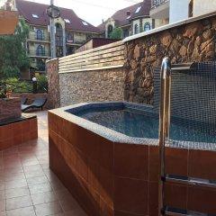 Гостиница Palm Resort бассейн