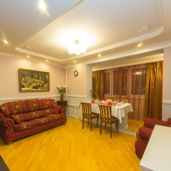 Апартаменты Selena Apartments Москва комната для гостей фото 5